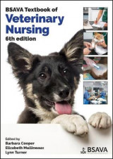 Omslag - BSAVA Textbook of Veterinary Nursing