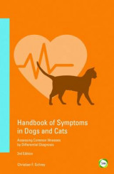 Omslag - Handbook of Symptoms in Dogs and Cats