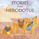Omslag - Stories from Herodotus