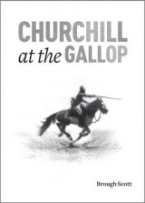 Omslag - Churchill at the Gallop