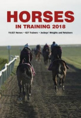 Omslag - Horses in Training 2018