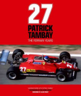 Omslag - Patrick Tambay - The Ferrari Years