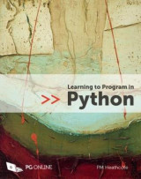 Omslag - Learning to Program in Python 2017
