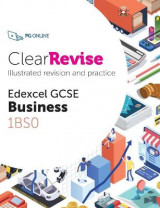 Omslag - ClearRevise Edexcel GCSE Business 1BS0