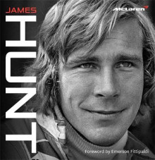 James Hunt av Maurice Hamilton (Innbundet)