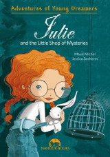 Omslag - Julie and the Little Shop of Mysteries