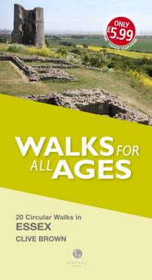 Walks for All Ages Essex av Clive Brown (Heftet)