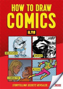 How to Draw Comics av ILYA (Heftet)
