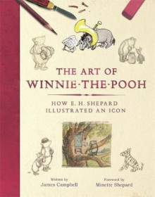 The Art of Winnie-the-Pooh av James Campbell (Innbundet)