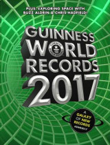 Omslag - Guinness World Records 2017