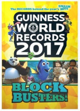 Omslag - Guinness World Records Blockbusters 2017