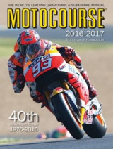 Omslag - Motocourse Annual 2016: The World's Leading Grand Prix & Superbike Annual 2016