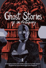 Omslag - Ghost Stories of an Antiquary: Volume 1
