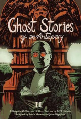 Omslag - Ghost Stories of an Antiquary, Vol. 2