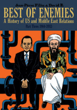 Omslag - Best of Enemies: A History of US and Middle East Relations