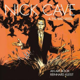 Omslag - Nick Cave & The Bad Seeds: An Art Book