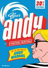 Omslag - Andy: The Life and Times of Andy Warhol