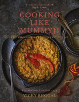 Omslag - Cooking Like Mummyji