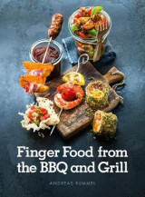 Omslag - Finger Food from the BBQ and Grill