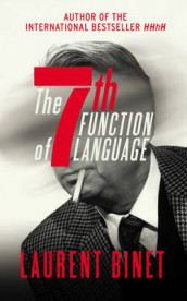 The 7th Function of Language av Laurent Binet (Innbundet)