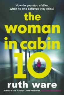 The woman in cabin 10 av Ruth Ware (Heftet)