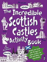 Omslag - The Incredible Scottish Castles Activity Book