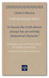 Omslag - The Russian Soul: Selections from a Writer's Diary 2017