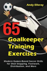 Omslag - 65 Goalkeeper Training Exercises