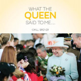 Omslag - What the Queen Said to Me...