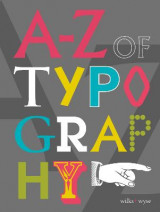 Omslag - The A-Z of Typography