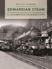Edwardian Steam av Philip Atkins (Innbundet)