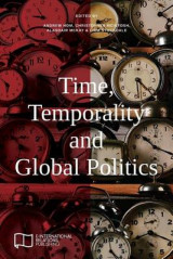 Omslag - Time, Temporality and Global Politics