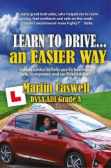 Omslag - Learn To Drive...an Easier Way