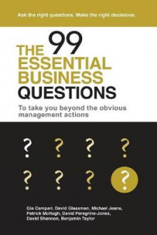 The 99 Essential Business Questions av Michael Jeans, Patrick McHugh og Benjamin Taylor (Heftet)