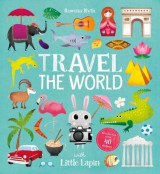 Omslag - Travel the World with Little Lapin