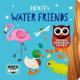 Omslag - Hoot's Water Friends