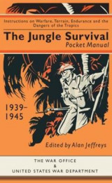 Omslag - The Jungle Survival Pocket Manual 1939-1945