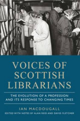 Omslag - Voices of Scottish Librarians