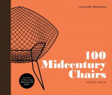 Omslag - 100 Midcentury Chairs