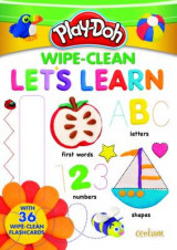 Omslag - Play-Doh! Wipe-Clean Activity Book