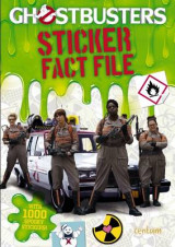 Omslag - Ghostbusters: 1000 Sticker Book