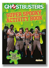 Omslag - Ghostbusters Movie: Glow in the Dark Sticker Book
