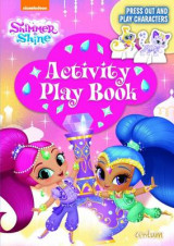 Omslag - Shimmer & Shine Press-Out & Play Activity Book