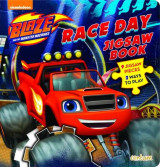 Omslag - Blaze Race Day Jigsaw Book