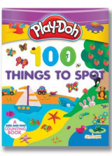 Omslag - Play-Doh! 100 Things to Spot