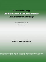 Omslag - Learning Biblical Hebrew Interactively, I (Student Edition, Revised)