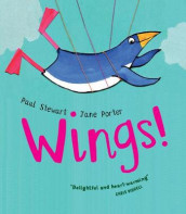 Wings! av Paul Stewart (Heftet)