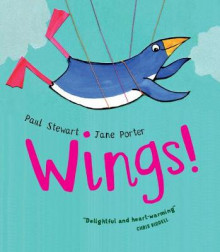 Wings av Paul Stewart og Jane Porter (Heftet)