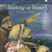Walking on Water av Mary Hoffman (Innbundet)
