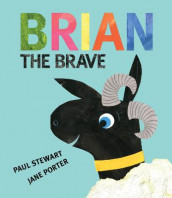 Brian the Brave av Paul Stewart (Innbundet)